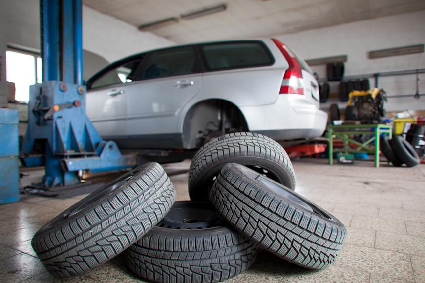 10 Cosas Que No Sabías Sobre Neumáticos